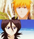 IchiRuki Gaze by ScreamxStrawberries
