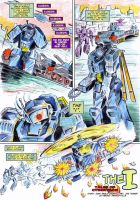 Uk G1 Untold Marvels Annual 2013 'The I' page 3 by M3Gr1ml0ck