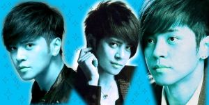 Show Luo Blue Banner by Princess-Kraehe