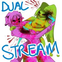 DUAL LIVESTREAM!!!! -----LIVE NOW---- by Jesuka