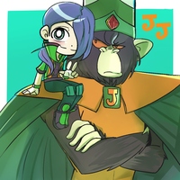 because green is my color in the 1st place. by BiPinkBunny