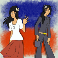 [APH] Republic of Philippines by Fairy-anime