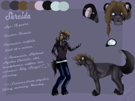 New Shreida by Shreida