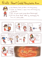 Heart Gold Nuzlocke 01 by CJsux