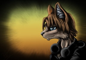 Jace the Foxeh :3 by Anon1696