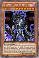 Diabolos, King of the Abyss by CardHunter