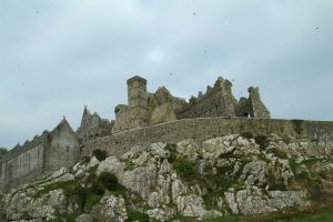 Cashel Castle Ireland by mjranum-stock