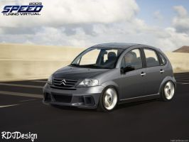 Citroen C3 by RDJDesign