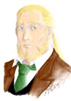 Hohenheim painted lighter by DSenderM