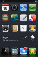default iphone 4 by dast1g