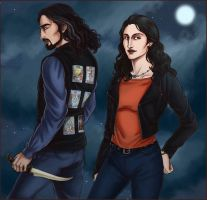 Scions of Khem by temiel