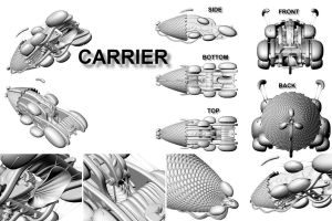 Carrier LD by microdev