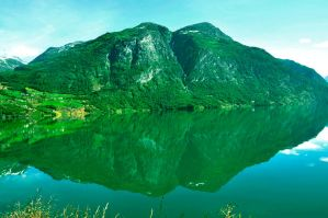 Norway2 by Dracona666STOCK
