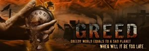 Earth Hurting 9 - GREED by reyjdesigns