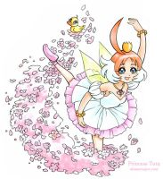 Princess Tutu by aimeekitty