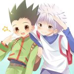 Hunter x Hunter_Killua and Gon by IchigoRanch