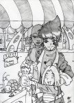 A Day at the Marketplace (Brandon Hill) by WildSpaceSaga