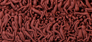 Clay Figures Sculpture (Houdini, C4D and V-Ray) by botshow