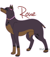 ROUE . by Wuhzzles
