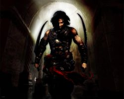 Prince of Persia Wallpaper by igotgame1075