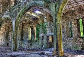 St Lukes in HDR by wkdlady