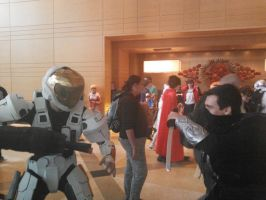 Zenkaikon 2014: Maine vs Pennsylvania by SangheiliSean
