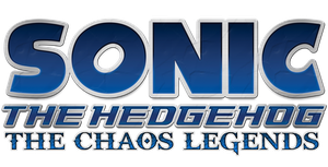 Sonic - Chaos Legend Logo by KingAsylus91