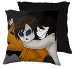Jeff the killer and masky pillow by mangastar98