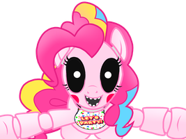 Toy Pinkie Pie Jumpscare by AnAppleForgotten