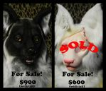 Heads for Sale!!! by KandorinCreations