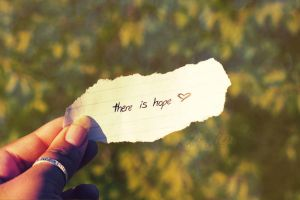 Hope by AngeliqueRaindrops