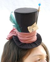 Tiny Top Hat: The Mad Hatter V2 by TinyTopHats