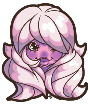 amethyst by cuppapup
