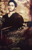 Tamer Hosny: Action by Action by adriano-designs