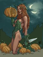 ah poison ivy by cakes
