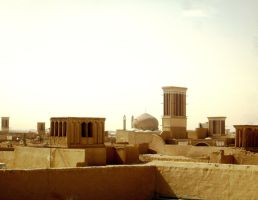 Yazd view by ZAHRA1990