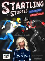 Startling Stories #2 cover by Happenstance6