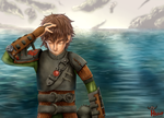 Hiccup_HTTYD 2 by Enara123