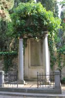 Pula cemetery Stock 15 by Malleni-Stock