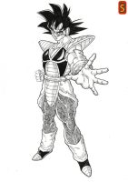 Kakarotto by bloodsplach
