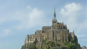 Mont Saint Michel by Hani125