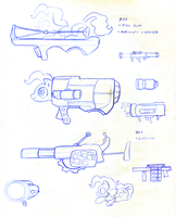 MLP: BoMPP Weapons Concept 02 by FlamingoRich