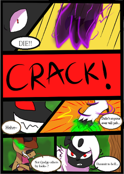 PMD: Corrupted World- Page 9 by TheSixWarriors