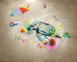 Sunglasses by LuXo-Art