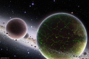Planetary system by swat3d