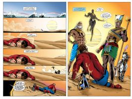 JSA Two Pages by industrialstudios