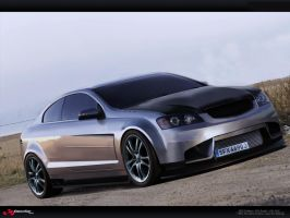 Holden Coupe 60 by chopperkid44