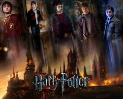 Harry Poter by MohamedGfx