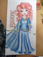 merida by Xx-NewGirl