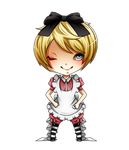 Alois in Wonderland by Lobsterbeef